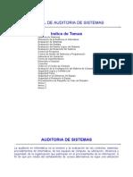 Manual Auditoria de Sistemas