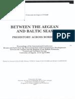 Kiss AegaeumBETWEEI\ THE AEGEAN AND BALTIC SEAS PREHISTORY ACROSS BORDERS