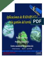 Aplicaciones Radar Spanish