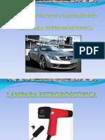 Curso Instrumentacion Laboratorio Lampara Electroboscopica