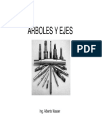 Arboles y Ejes