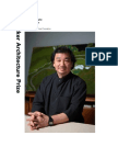 Shigeru Ban of Japan is the 2014 Pritzker Architecture Prize Laureate