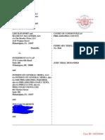 McCaffery Complaint Copy