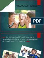 La Comunicacion Oral, Carlos Med..
