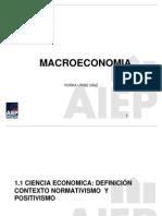 Macroeconomia Clase Macroeeconomia