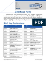 ShortcutKeys 2 cad