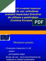 Cursul10 Si 11evaluarea Impactului in UE