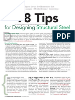 98 Tips for Designing Structural Steel