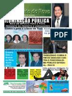 Jornal O Grito Da Palma -Tabloide