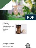 The Petzval Lens