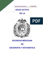 Secretos de la Localizacion de Tesoros - Vicente Contreras Vázquez miembro de la Sociedad Mexicana de Geografía y Estadística