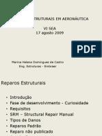 Reparos Estruturais Em Aeronautica