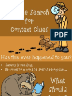 context clues powerpoint