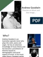 Andrew Goodwin - Theorist