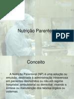 Nut Rio Parenteral