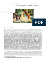 Escribano Daniel - Origenes de los Conflictos Linguisticos en España