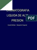 Cromatografia Liquida de Alta Presion