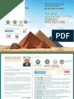 Brochure Cairo 2013