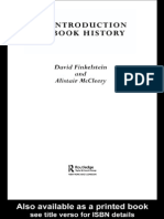 An Introduction to Book History