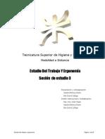 Estudio Del Trabajo y Ergonomia Sesion 3