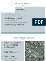 Cedar Springs Community Meeting #1_Final