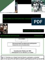 Mecanismos de Participación ciudadana 1