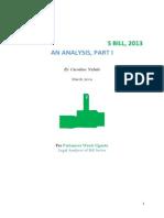 Minimum Wages Bill, 2013 Analysis, Part I.pdf