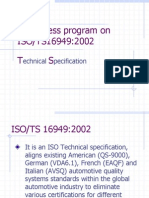 TS16949-2002 training