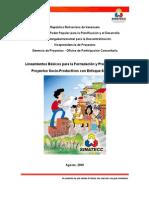 Manual Para Proyectos Socio-productivos.[1]