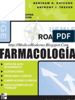 Farmacología - USMLER 2ed
