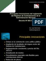 Principales Innovaciones 02
