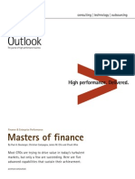 Accenture Outlook Masters of Finance