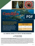 MNL Costa Rica Trip
