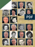 LITTLE BOOK OF MEMORIES TEMPLEMORE AVENUE SCHOOL 1926 – 1976