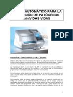 Minividas Manual