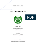 Presentasi Kasus App Akut