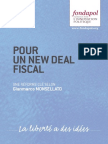 Pour un new deal fiscal - Gianmarco Monsellato