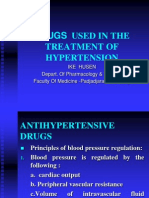 Antihypertensive Drugs (Ike)