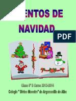 Cuentos Navidad 2013