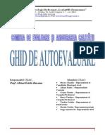 Manual Ghid de Autoevaluare Realiyat in Scoala