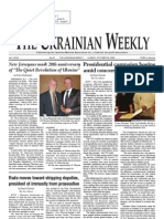 The Ukrainian Weekly 2009-43