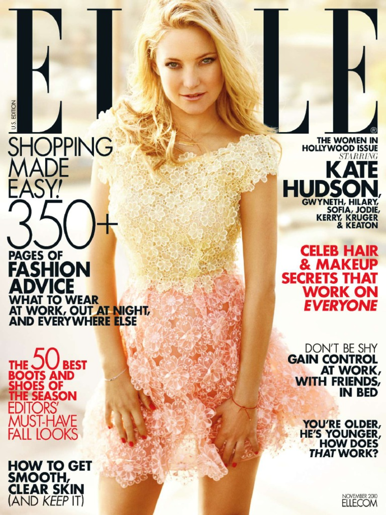 fd34581306d Elle 2010-11 | Cosmetics | Apple Inc.