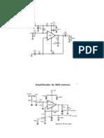 Diagrama de Amplificador de 30w