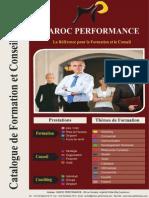 Brochure Maroc Performance Entreprise 1