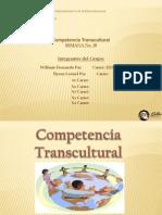 Presentación Competencia Transcultural