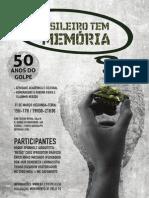 """Cartaz de """"Brasileiro tem memória"""