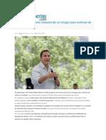 25-03-2014 Poblanerías.com - Moreno Valle propone creación de un refugio para víctimas de trata.