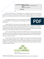 Modelo de Fichamento ou Fundamentação teórica