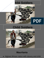child soldiers presentation