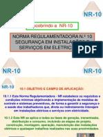 Apresentação NR-10 (1)
